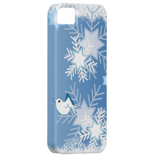 Cute Seasonal iPhone 5 Case-Mate Snowflakes