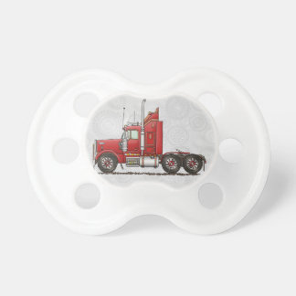 Cute Semi-Cab Pacifiers