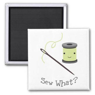 Cute Sew What Fridge Magnets