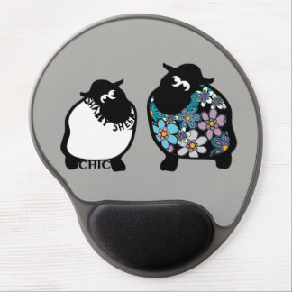 Cute Shabby Sheep mousemat