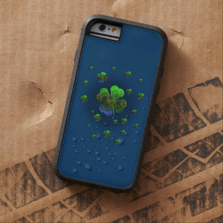 Cute Shamrocks Tough Xtreme iPhone 6 Case