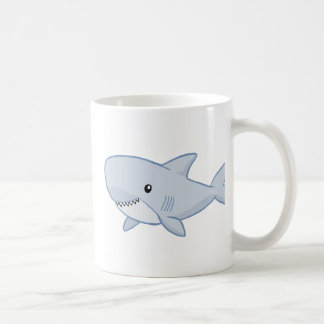 Cute Shark Coffee Mug