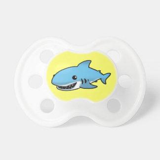 Cute shark pacifiers