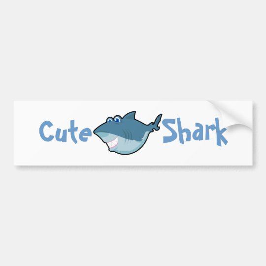 Cute Shark Stickers