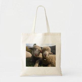 Cute Sheep Canvas Bags