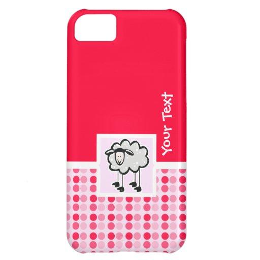 Cute Sheep iPhone 5C Covers