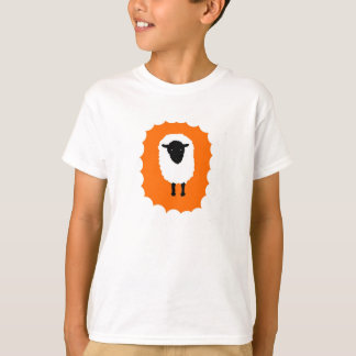 Cute Sheep childs tshirt