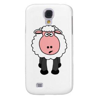 Cute Sheep Design Samsung Galaxy S4 Cover