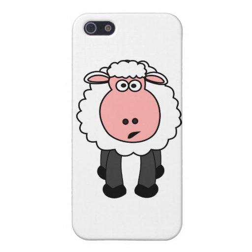 Cute Sheep Design iPhone 5 Covers