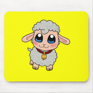 Cute Sheep Mouse Mat