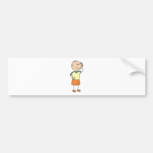 Cute Shirts | Cute Boy Talk Phone Gift Shirts Bumper Sticker