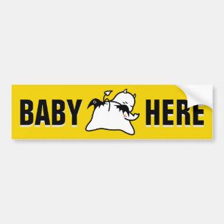 Cute Shy Devil in LOVE Bumper Sticker
