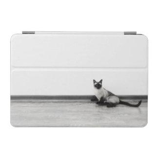 CUTE Siamese Cat Portrait Photograph iPad Mini Cover