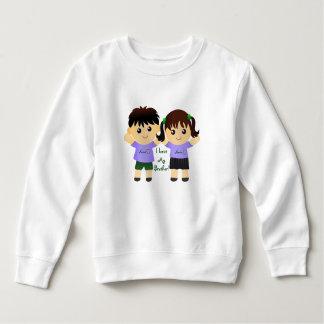 "Cute Siblings ""I Love My Brother"" T Shirt"