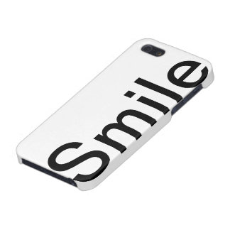 Cute, simple, stylish Smile Iphone 5/5s Case