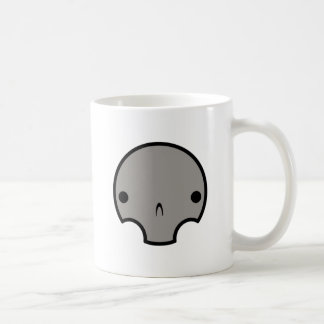 cute skull design mugs