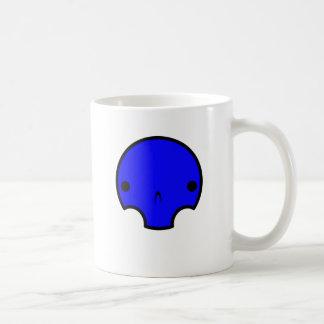 cute skull design mug