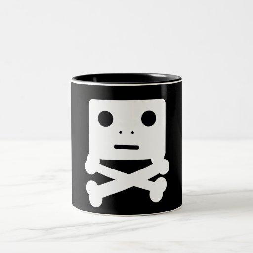 Cute Skull Coffee Mug