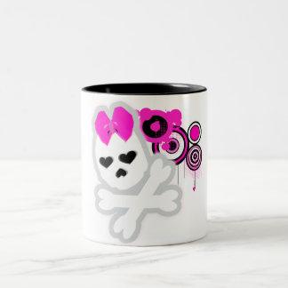 Cute SkULL Mug
