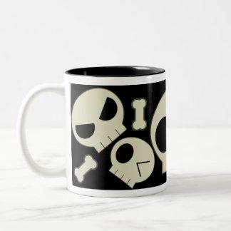 Cute Skulls Mug