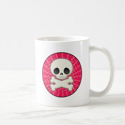 Cute Skulls Coffee Mug