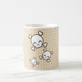 Cute Skulls Mugs