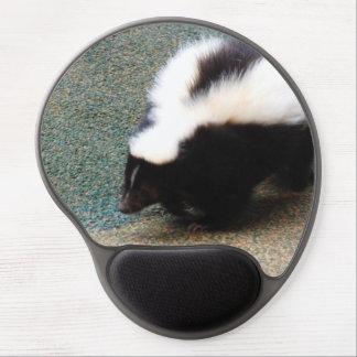 Cute Skunk Gel Mouse Mats