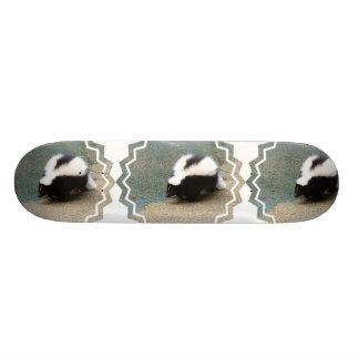 Cute Skunk Skateboard