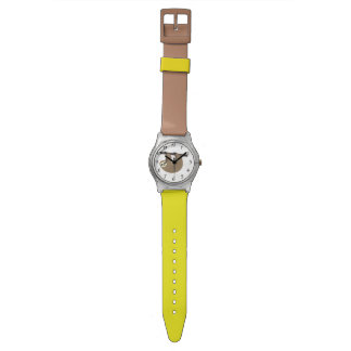Cute Sloth Cartoon Watch
