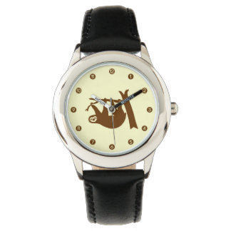 Cute Sloth Watch