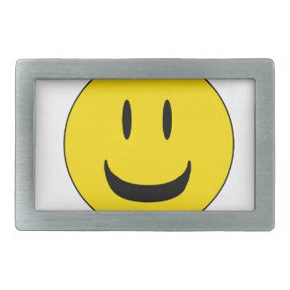 cute smile belt buckles