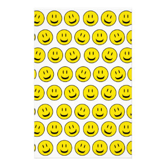 cute smile stationery