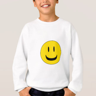 cute smile sweatshirt