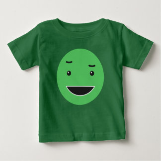 Cute Smiley clothing Baby T-Shirt