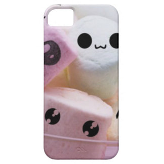 cute smiley face marshmallows iPhone 5 covers