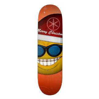Cute smiley skate board decks