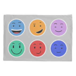 Cute Smileys pillowcases