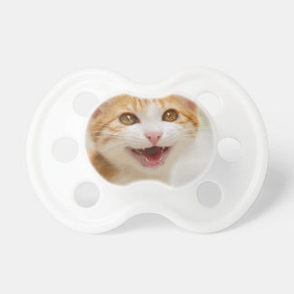 Cute Smiling Kitten Face - Funny Cat Meow Mouth - Dummy