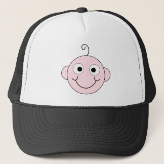 Cute Smiling Trucker Hat