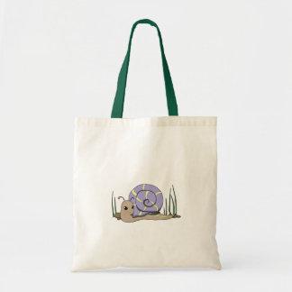 Cute snail bags