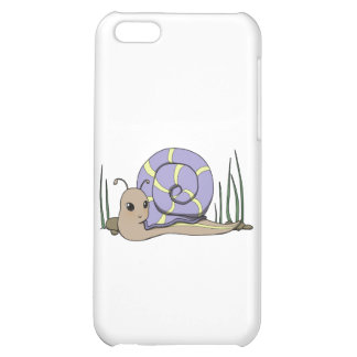 Cute snail cover for iPhone 5C