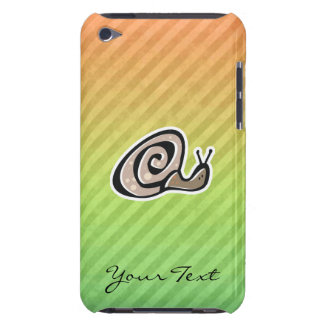 Cute Snail Design iPod Touch Cover