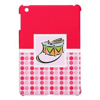 Cute Snare Drum iPad Mini Covers