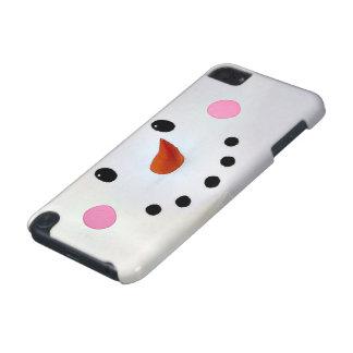 Cute snowman face iPod Touch 5G case