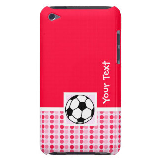 Cute Soccer Ball Case-Mate iPod Touch Case