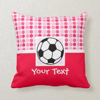 Cute Soccer Ball Cushion