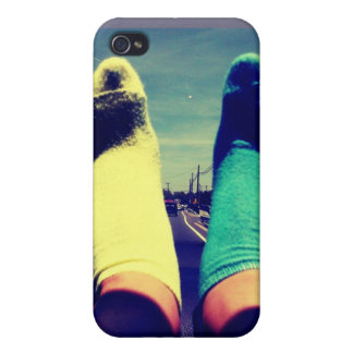 Cute Socks Case Covers For iPhone 4