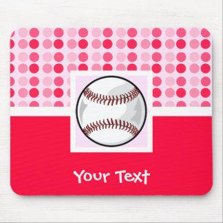 Cute Softball Mousepad