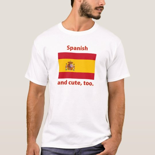 Cute Spanish T-shirt