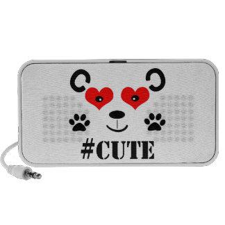 #Cute iPod Speaker